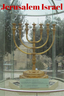 The Golden Menorah