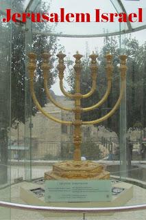 The Golden Menorah