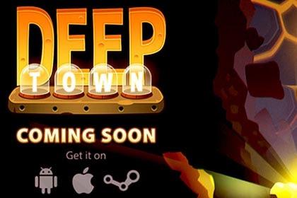 Deep Town: Mining Factory MOD APK + DATA  Android v3.1.3 Full Unlimited Money Terbaru 2018