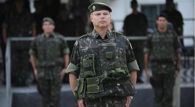 'Falta uma Lava Jato contra o tráfico', afirma general