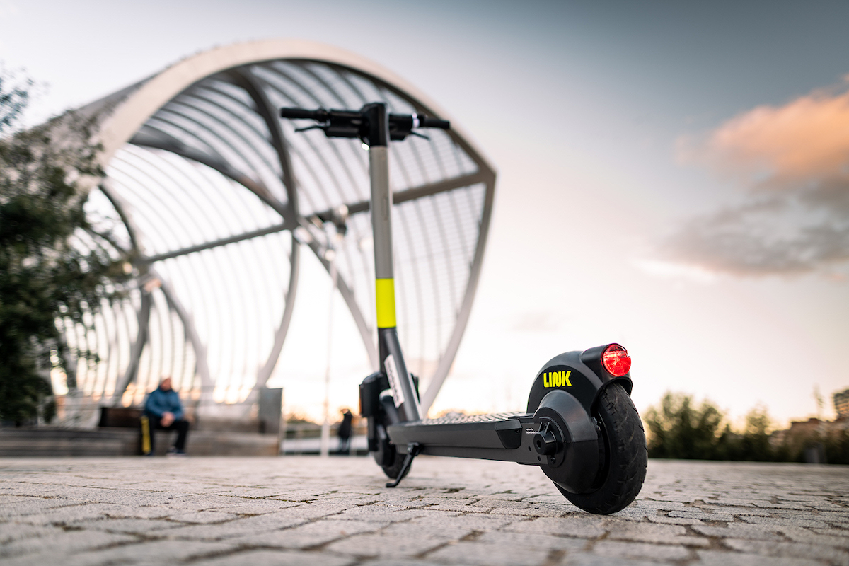 Superpedestrian debuts new OS to upgrade every LINK e-scooter