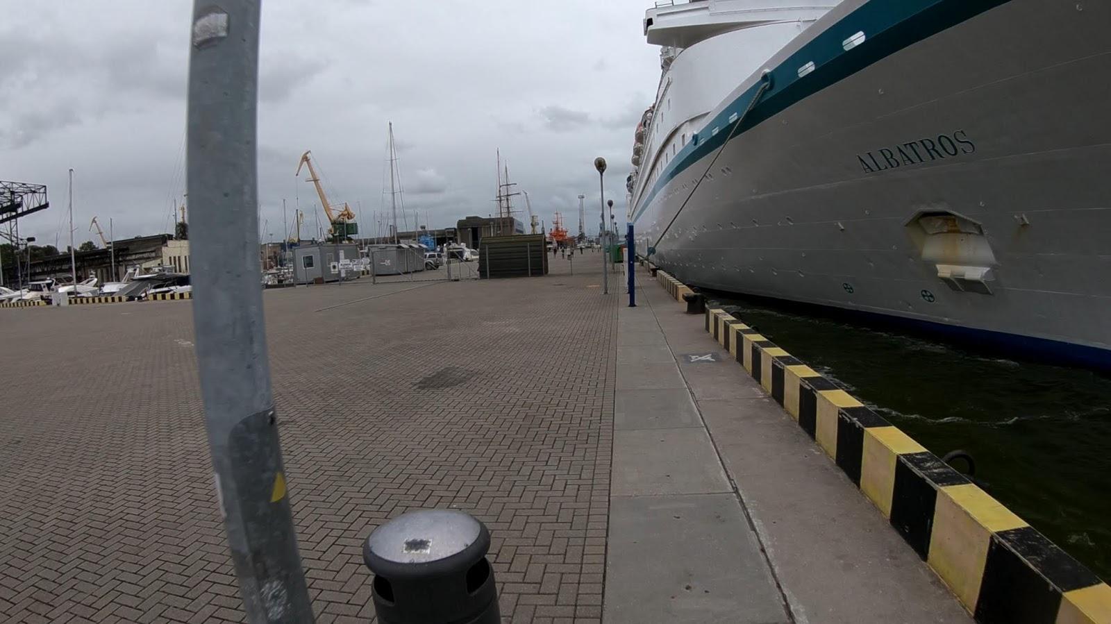 Круизное судно Албатрос. 3 фото