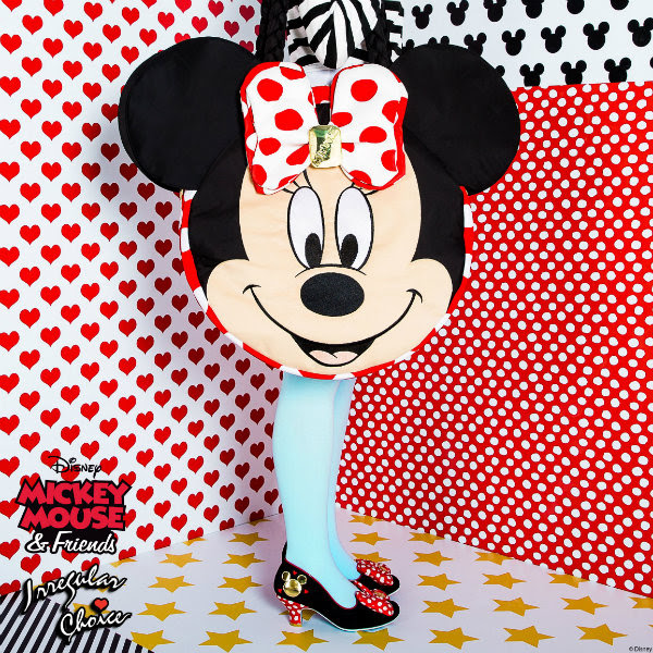 irregular choice disney limited edition preview teaser