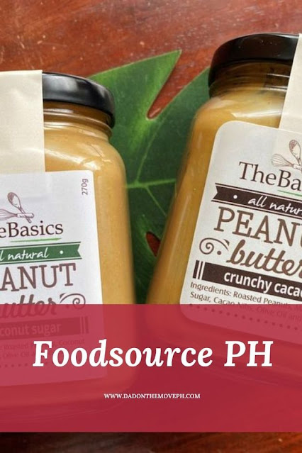 Local food products available at Foodsource PH