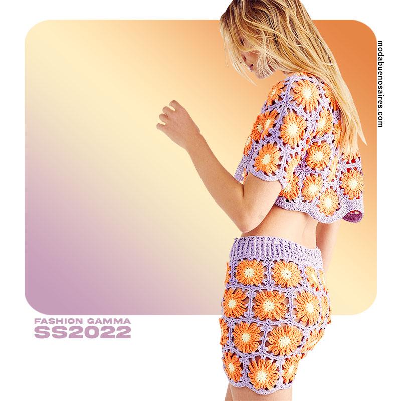 colores degrade primavera verano 2022 moda colores