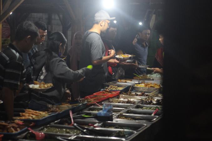 kuliner malam di yogyakarta