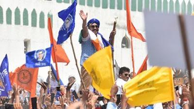 chandrashekhar azad ravan,chandrashekhar azad , bheem army, dalit