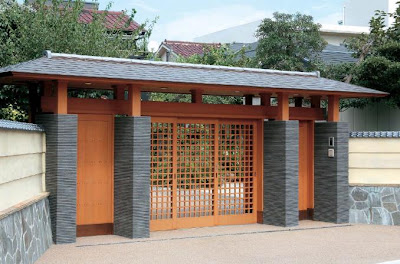 The Carpentry Way Japanese Gate Typology 30