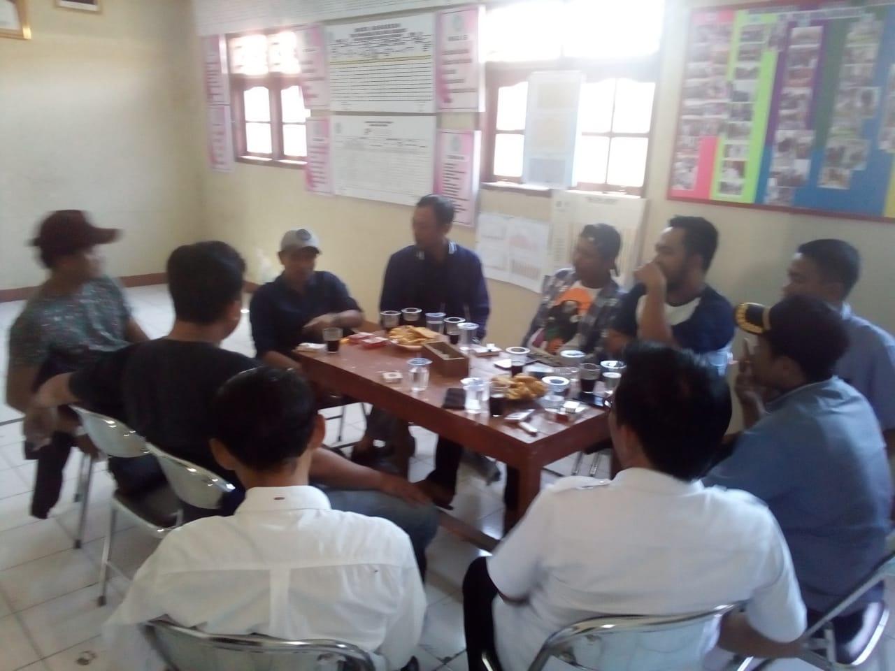 Tim TPID Musyawarahkan Penataan Pantai Anom