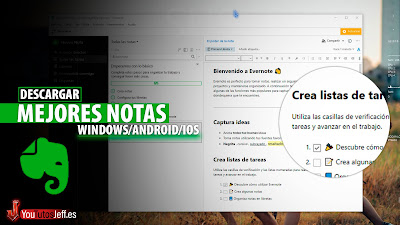 como descargar evernote ultima version
