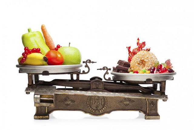 كيفية اتباع حمية غذائية لانقاص الوزن