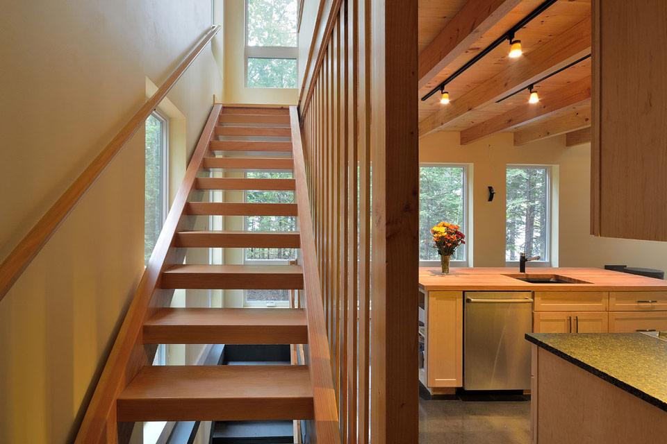 The Little Living Blog Modern Maine Cottage