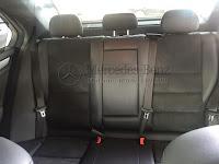 Nội thất Mercedes C200 Edition 2013 đã qua sử dụng màu Đen