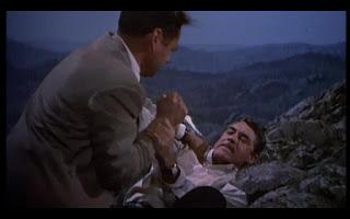 Con la muerte en los talones Monte Rushmore Cary Grant