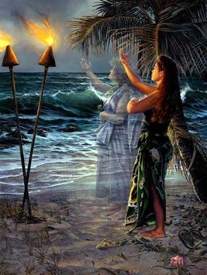 Kou Aka I Kai 'Upoho (hula), Shari Leohone