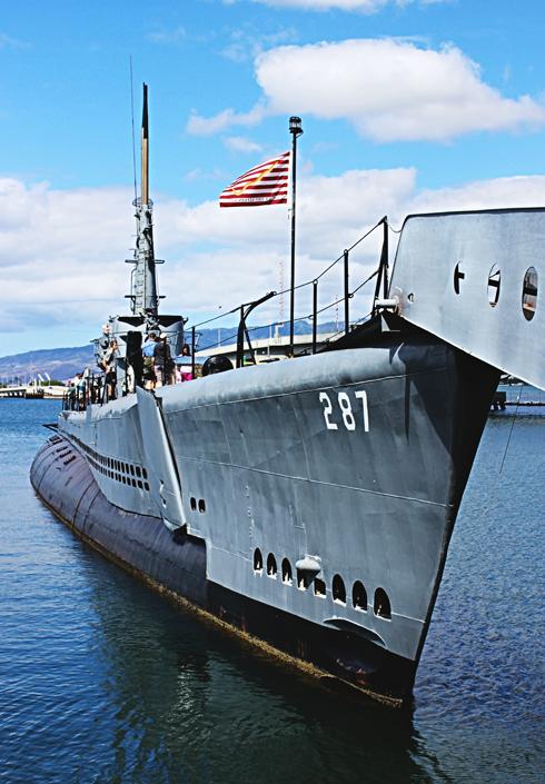 bowfin submarine pearl harbor