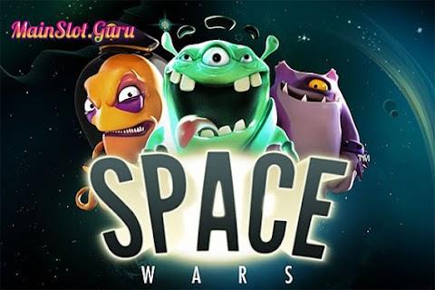Main Gratis Slot Space Wars (NetEnt) | 96,80% RTP