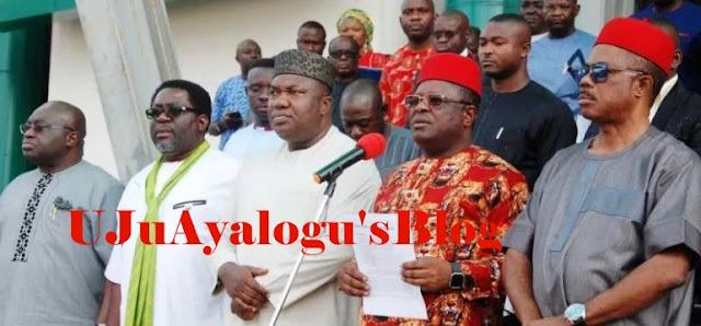S'East govs want Enugu airport, federal roads fixed