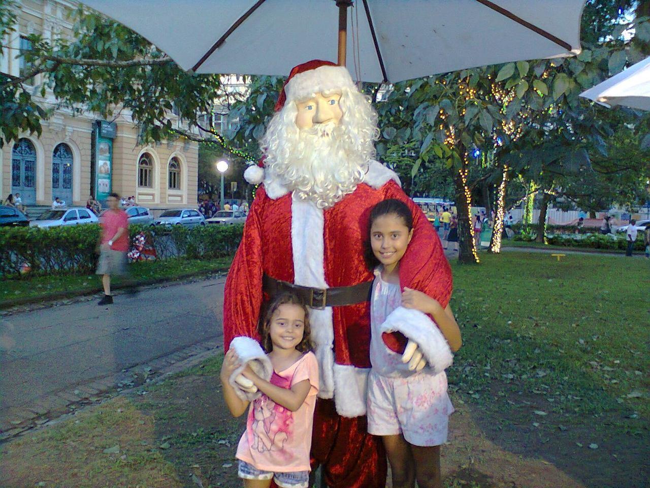 Natal em Belo Horizonte - Praça da Liberdade e Shoppingsv
