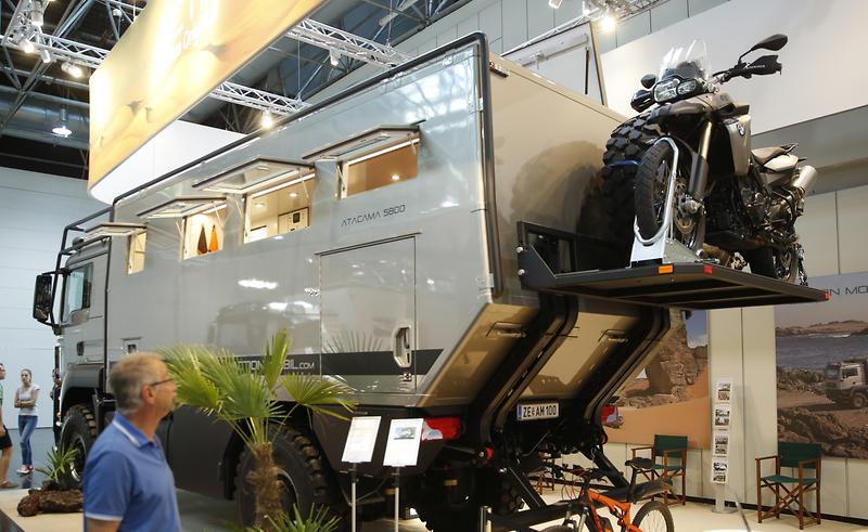 0787aaa9c Największe na świecie targi kamperów i przyczep kempingowych Caravan ...