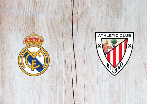 Real Madrid vs Athletic Club -Highlights 22 December 2019