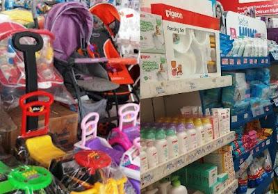 baby shop Jakarta Timur
