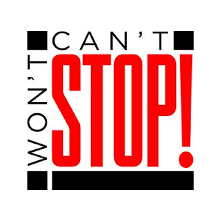 Can't Stop; Won't Stop!