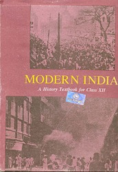 Modern India by Bipan Chandra