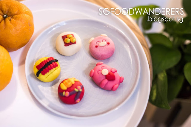 Fabulously Cute Pineapple Tarts that looks like Macaron - is a Trend now!