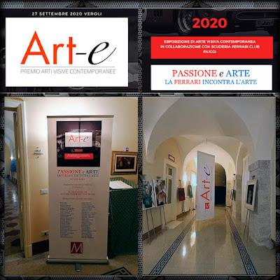 Vistas de las Salas de Exposiciones Seminario Obispo de Veroli (Italia)