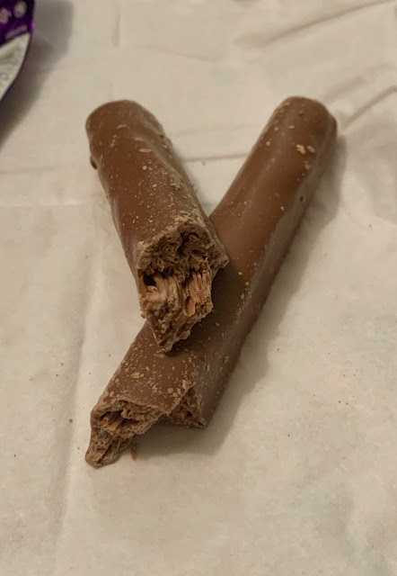 Cadbury Flake Dipped - Coconut Flavour Chocolate
