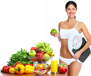 Rau củ quả là một nguyên liệu tốt để giảm cân