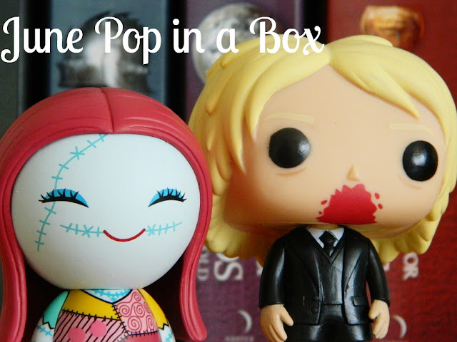 Pop in a Box, June Pop in a Box, Funko Pop,