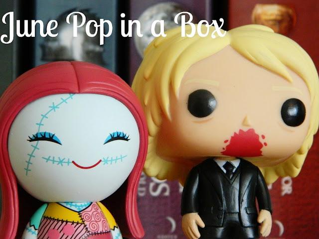 Pop in a Box, June Pop in a Box, Funko Pop,