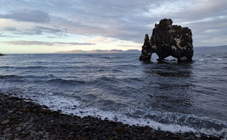 Hvítserkur, península de Vatnsnes. Islandia, Iceland.