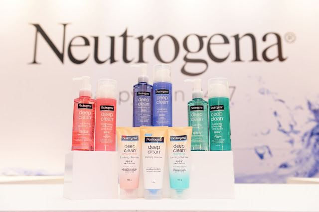 Neutrogena®'s Happy Skin 24/7