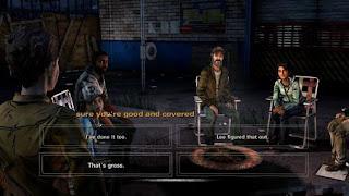 Game garapan Telltale yang merupakan Lanjutan dari petualangan gadis kecil manis berambut  Unduh Game Android Gratis The Walking Dead Season 2 apk + data