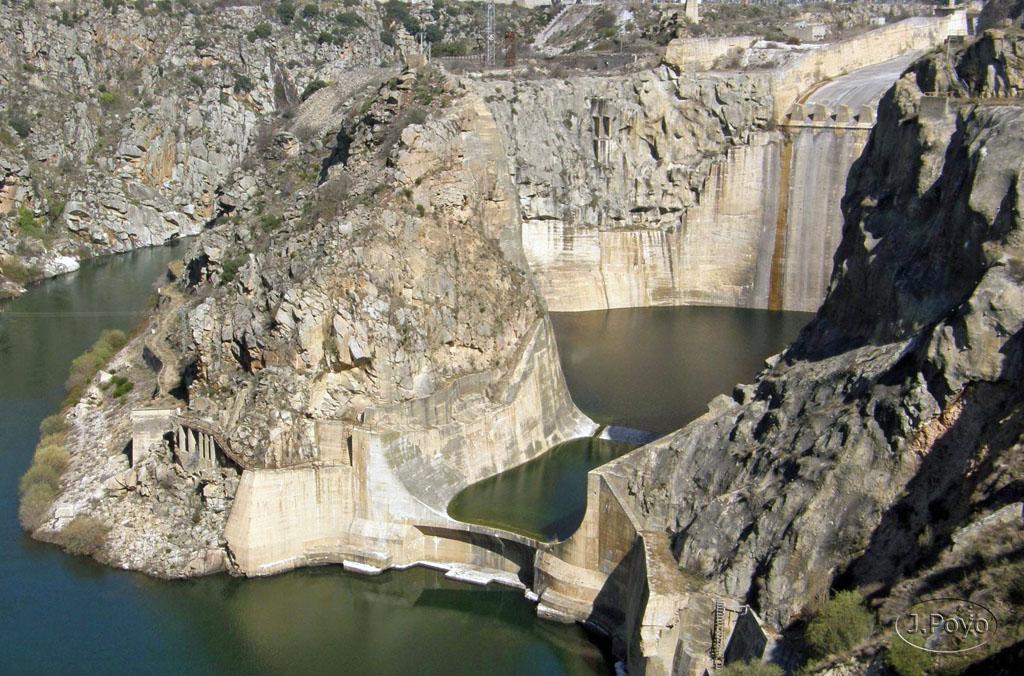 La cazuela, Saltos del Duero: Ricobayo