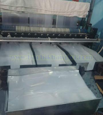 sản xuất túi nhựa PE tại công ty Bao bì Khang Lợi
