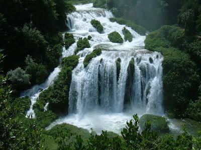 La Cascata delle Marmore (Terni) - Travel blog Viaggynfo