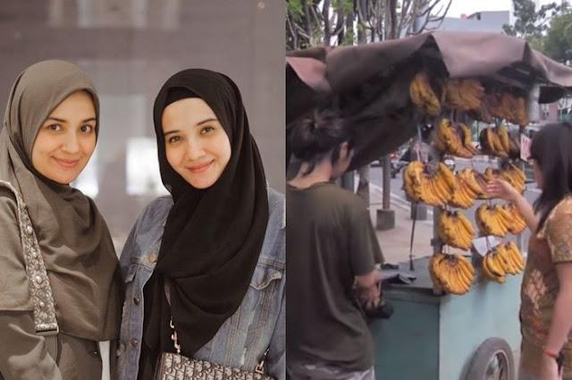 The Sungkars Family Datangi Penjual Pisang Unik, Cara Bayarnya Diluar Nalar!