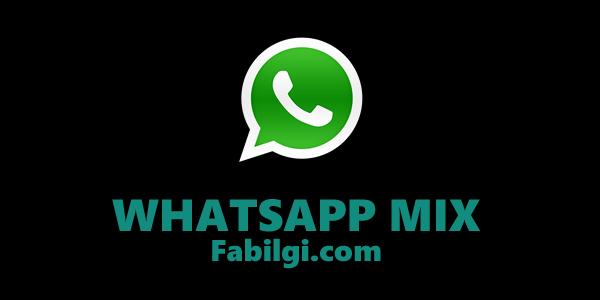 Whatsapp Mix v11.0.0 Apk Uygulaması İndir Modlu Hileli 2021