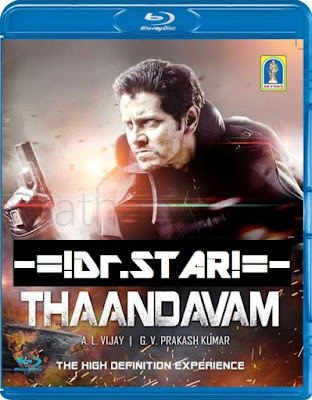 Download Thaandavam 2012 Dual Audio BRRip 480p 500mb