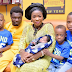 See the naming ceremony of Yoruba actor, Kunle Afod's newborn son