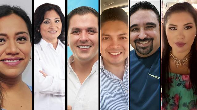 Nuevos rectores y directores candidatos panistas perdedores del 6 de junio