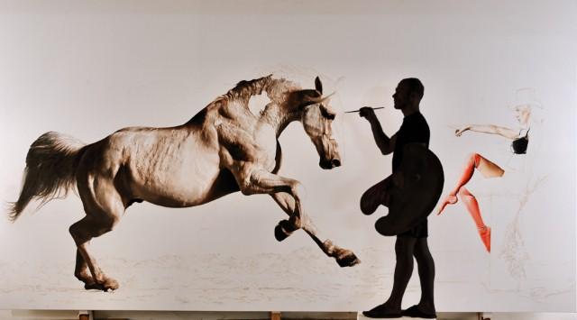 Изобразительное искусство Бельгии. Mathieu Bassez 12