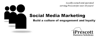 iPrescott Business Solutions can help you build your Prescott small business with social media marketing.