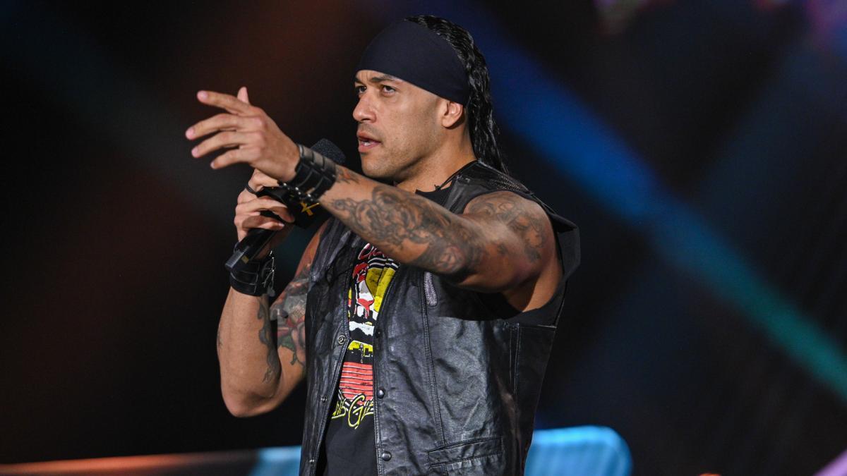 Damian Priest afirma que tem algo em comum com The Rock