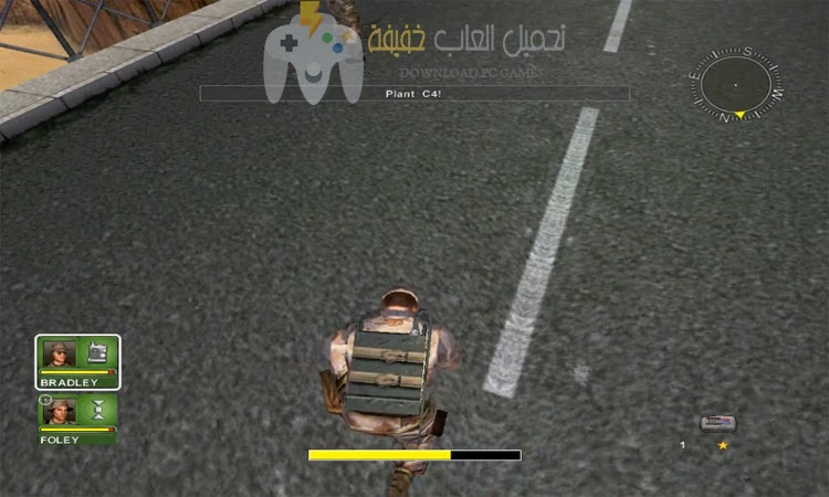 تحميل لعبة عاصفة الصحراء 1 للكمبيوتر