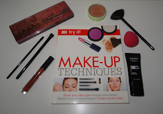 Book Make-up techniques